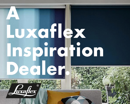 Luxaflex Inspiration Dealer